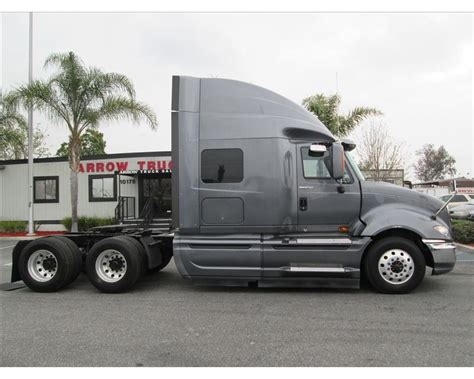 International Sleeper Trucks by 2011 International International Sleeper Truck For Sale