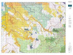 colorado unit map colorado gmu 70 map mytopo