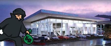 mercedes laguna niguel car wash employee steals 1 million from mercedes dealer autoblog
