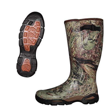Wholesale Waterproof Camouflage Rubber gro 223 handel wasserdichte camouflage jagd gummistiefel