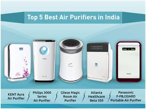 top 5 best air purifiers in india features of best air purifiers reviews