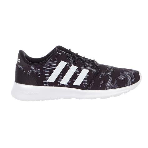 adidas neo cloudfoam qt racer w running shoe womens ebay