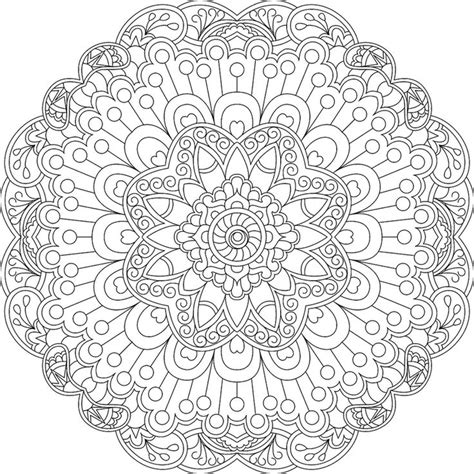 romantic mandala coloring pages we ve all picked a dandelion blown its seeds into the