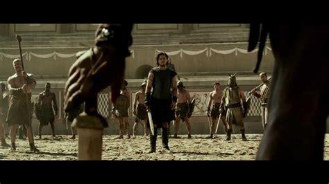 film gladiatori pompei scena in italiano quot combattimento tra gladiatori