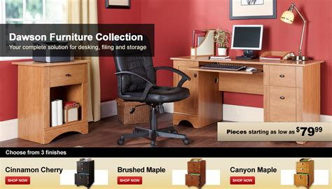 office depot furniture collections dawson furniture collection desks filing storage at