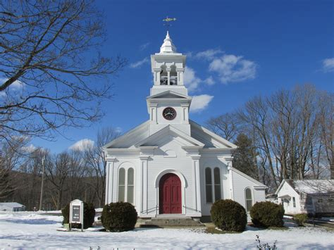 church connecticut