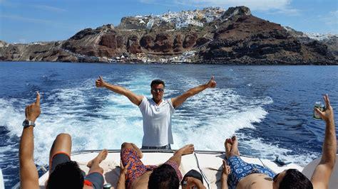santorini boat tours santorini boat tour boat rental santorini water taxi