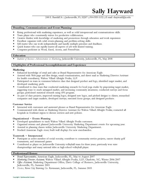 canadian resume format sle 28 images canadian resume