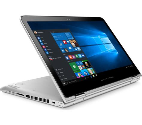 hp pavilion x360 buy hp pavilion x360 13 s052sa 13 3 quot 2 in 1 silver