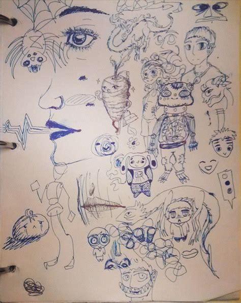doodle dea doodle by bronydomo on deviantart