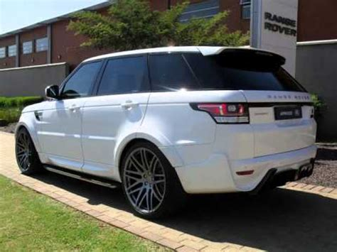 land rover south 2015 land rover range rover sport sdv6 s auto for sale on