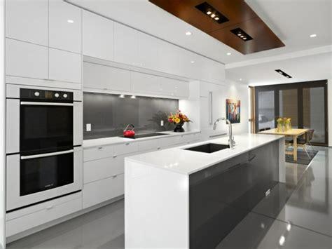 mod鑞e de cuisine am駻icaine le meuble pour four encastrable dans la cuisine moderne