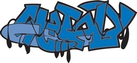 graffiti  vector    vector