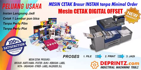 Printer A3 Untuk Percetakan mesin printer warna a3 develop ineo 281 mesin printing