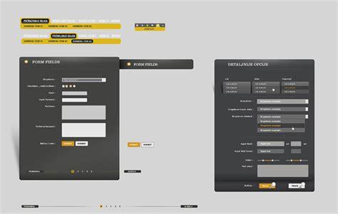 design form psd 50 psd ui web design elements webdesigner depot