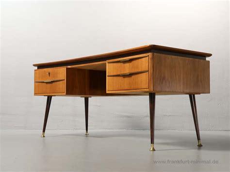 Schreibtisch 1 50 M by Sold Midcentury Schreibtisch 50er Jahre