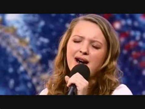 amazing auditions 15 olivia binfield britains got britain s got talent olivia archbold amazing audition