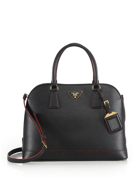Prada Satchel by Prada Leather Satchel Prada Multicolor Handbag