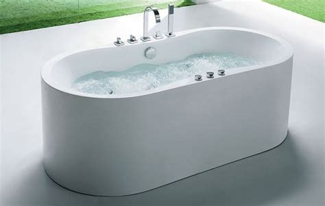 Freestanding Whirlpool Tub The Power Of Hydro As