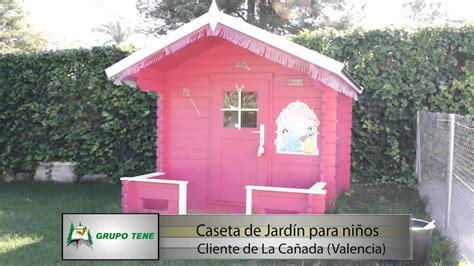 parasol de jardin casa de madera grupo tene instalaci 243 n de una caseta de jard 237 n para ni 241 os en la ca 241 ada