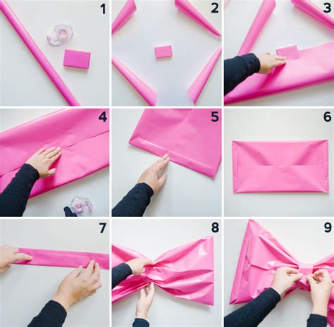 Kertas Kado Sansan Wawa Happy Day bow gift wrap diy