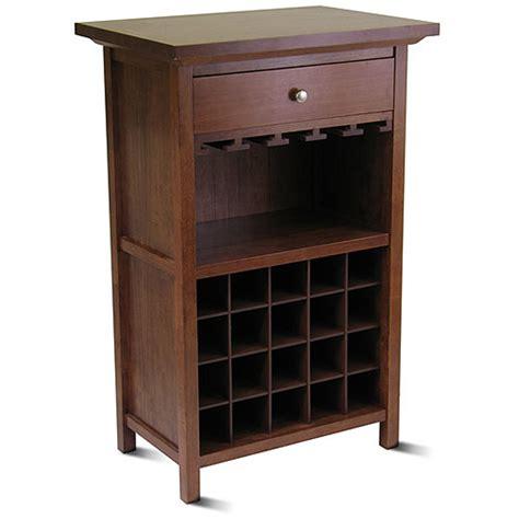 walmart cabinets kitchen regalia 20 bottle wine cabinet walmart com