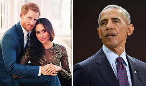 Were The Obamas Invited To Prince Harry S Wedding