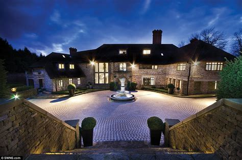 Mountain Home Interiors 163 20m north london mansion in totteridge toured on channel