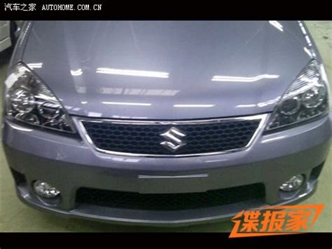 Suzuki In China Pictures Suzuki Liana Facelift Spied In China Pakwheels