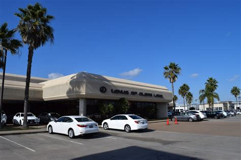 Of Houston Clear Lake Mba Reviews by Lexus Of Clear Lake 23 Photos Car Dealers Clear Lake