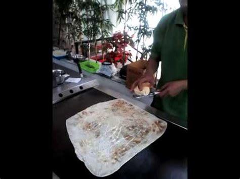 cara membuat roti canai cara membuat roti tisu youtube