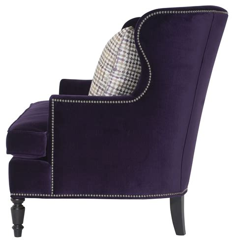 Bernhardt Pascal Chair by Nadine Sofette Bernhardt Furniture Luxe Home Philadelphia