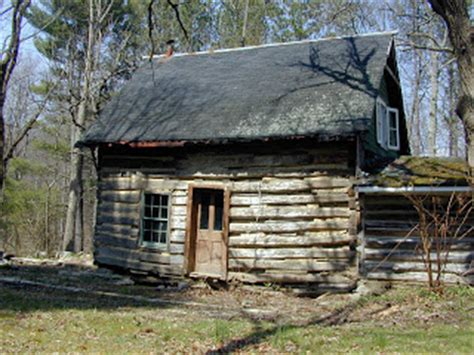 Stokes Forest Cabins by Nj History Crill S Log Cabin Stokes State Forest