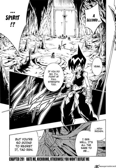 shaman king reader shaman king 291 read shaman king 291 page 1
