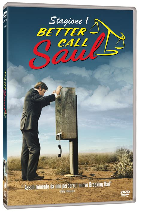 better call better call saul stagione 1 recensione dvd