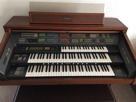 Keyboard Orgen Yamaha yamaha fx 20 electone organ with lower keyboards used yamaha