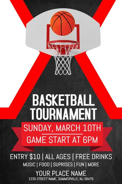 getting ready for march madness promotional flyer samples uprinting