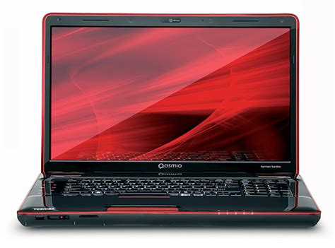Harga Toshiba Qosmio X770 laptop thosiba my idea