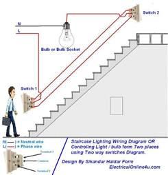 diagrama de comuta 231 227 o de duas luzes e diagrama de fia 231 227 o da escada importantes