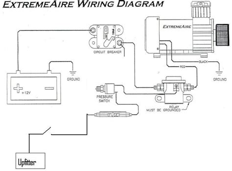 air compressor 240v wiring diagram free wiring