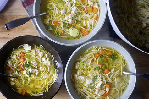 ultimate chicken noodle soup smitten kitchen