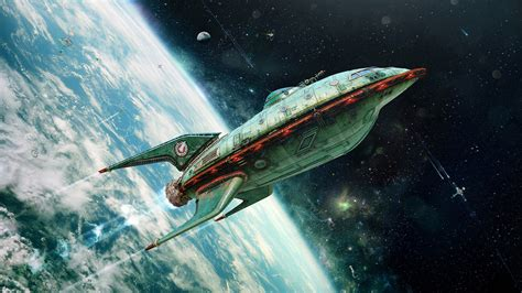 Spaceship Rocket digital space universe spaceship rockets planet