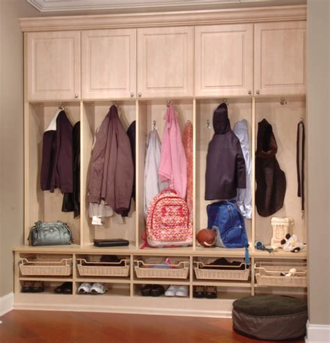 entryway organization how to organize your home s drop zones for winter storage