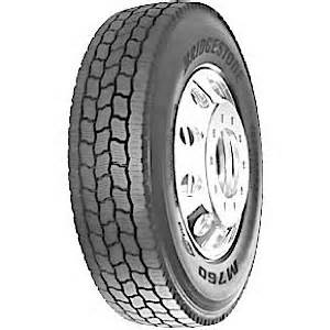 Bridgestone Truck Tires M760 Bridgestone M760 Ecopia Tires California Wheels