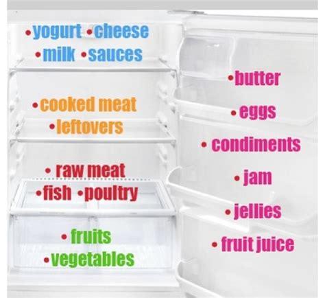 fridge layout guide 37 tips for keeping food fresh longer fridge