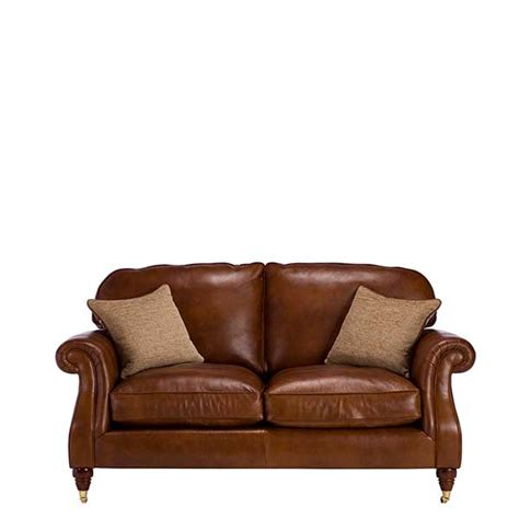best sofa shops london meredith leather large 2 seater sofa london saddle best