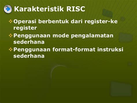 format instruksi adalah risc dan cisc