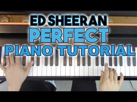 ed sheeran perfect joyce leong ed sheeran perfect piano cover sheets lyrics on