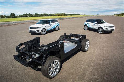 jaguar land rover s future electric car efficiency
