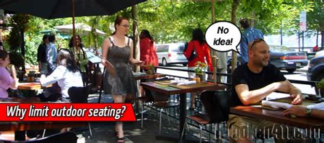 restaurants with outdoor seating nj why limit outdoor seating in hoboken nj